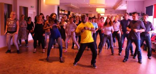 09.04.16. Flensburg Authentic Kizomba Workshop with Ben