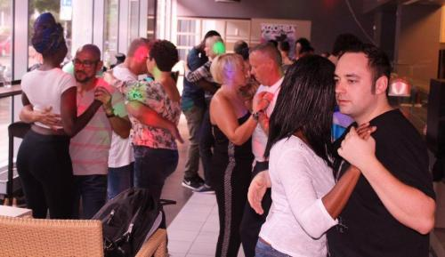 HH 12.08.17 Kizomba Workshop mit Ben & Adama