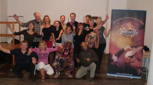 Kizomba Semba Workshop mit Ben in Berlin